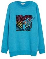 Marc Jacobs Women's X Mtv Logo Sweatshirt