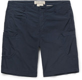 Remi Relief - Cotton And Nylon-blend Shorts