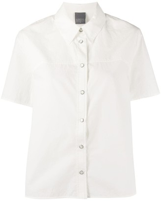 Lorena Antoniazzi Boxy Fit Short Sleeve Shirt