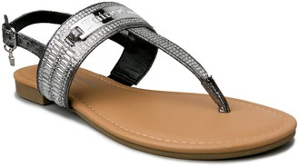 Juicy Couture Jammin Women's T-Strap Sandals