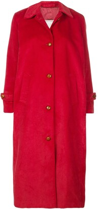 Giuliva Heritage Collection Maria corduroy coat