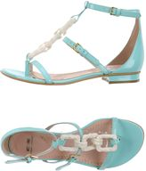 Moschino Cheap & Chic Toe strap sandals