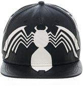 Bioworld Men's Licensed Marvel Venom Suit Up PU Leather Snapback Hat
