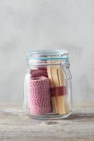 Anthropologie Gardener's Gift Jar
