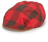 Daniel Cremieux Buffalo Check Driver Hat