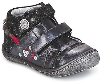 Catimini ROSSIGNOL girls's Mid Boots in Grey