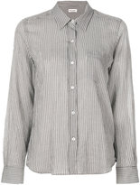 Masscob striped fitted shirt