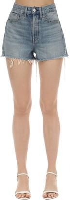 3x1 Carter Cotton Denim Shorts