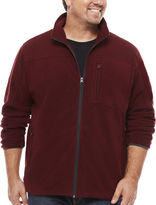 THE FOUNDRY SUPPLY CO. The Foundry Big & Tall Supply Co. Fleece Jacket Big and Tall