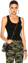 Nili Lotan Robyn Tank Top in Black.