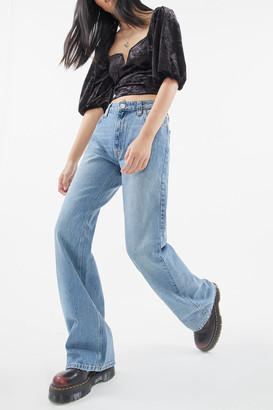 BDG Mid-Rise Stovepipe Jean