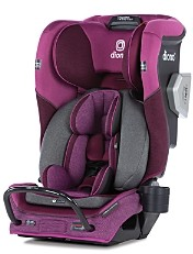 Diono Radian 3QXT Ultimate 3 Across All-in-One Convertible Car Seat