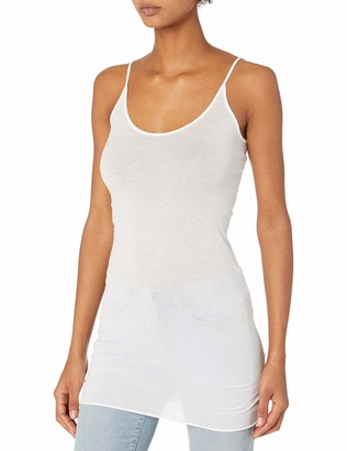 Enza Costa Women's Tissue Jersey Tunic Layer Tank