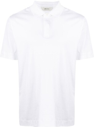 Ermenegildo Zegna Jersey Polo Shirt