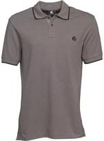 Paul Smith Mens Regular Fit Short Sleeve Polo Grey