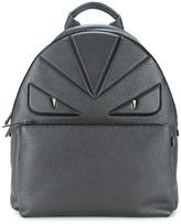 Fendi Bag Bugs backpack - men - Calf Leather - One Size