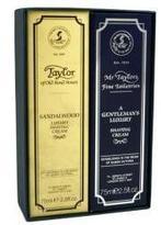 Taylor of Old Bond Street Sandalwood Shaving Cream Tube 75g and Mr. Taylor Shaving Cream Tube 75g in Gift