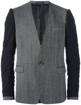 blazer ohne kragen shopstyle deutschland. Black Bedroom Furniture Sets. Home Design Ideas