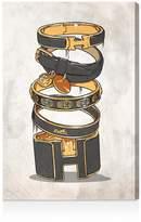 Oliver Gal Dark Arm Candy Wall Art, 20 x 30