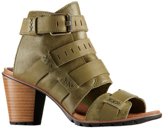 Sorel Nadia Leather Bootie