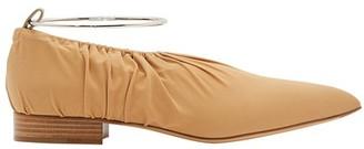 Jil Sander Ring ballet pumps