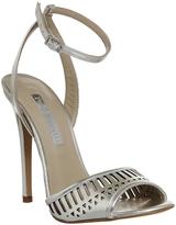 Poste Mistress Nia Lazer Cut Single Sole Sandals