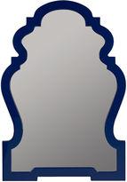 One Kings Lane Reba Wall Mirror, Cobalt