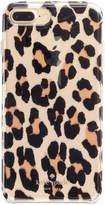 Kate Spade Leopard Clear iPhone 7 Plus Case