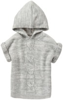 Crazy 8 Hooded Cable Sweater