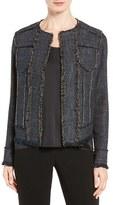 Elie Tahari Women's 'Carol' Tweed Jacket