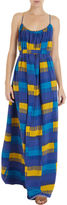 Thakoon Addition Ikat Tank Dress