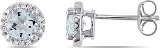 Rina Limor Fine Jewelry 10K Gold 0.07 Ct. Tw. Diamond Earrings