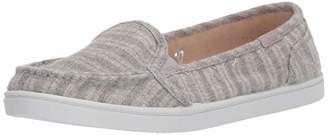 Roxy Women's Minnow Slip On Sneaker Shoe