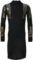 Rick Owens sequinned top - men - Cotton/Nylon/Polyester/Viscose - XS