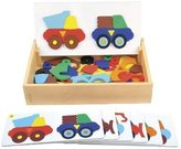 Guidecraft Construction Truck Sort and Match by