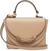 Wandler Luna Mini Leather Cross-body Bag - Womens - Beige