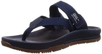 Freewaters Men's Trifecta Flip Flop Hiking Sandal w/Arch Support Stability Strap & Grippy Outsole