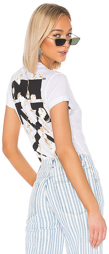 Off-White Fitted Tee