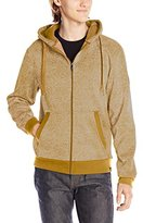 Southpole Men's Full Zip Hoodie Basic Marled