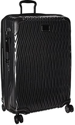 Tumi Latitude Extended Trip Packing Case (Black) Luggage