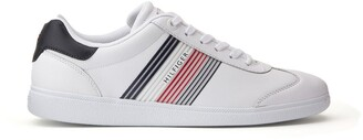 Tommy Hilfiger Essential Corporate Leather Trainers