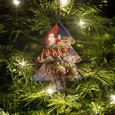 Disney Polar Express Christmas Tree Hanging Acrylic