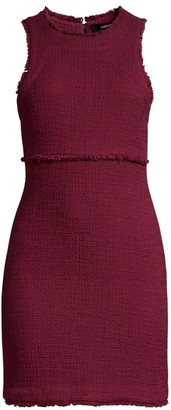 LIKELY Palmira Sleeveless Tweed Sheath Dress