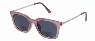 Peepers Women's Endless Summer Bifocal Sunglasses Square