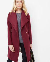 Ted Baker Long wrap coat