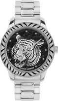 Jacques Lemans Rome Women's 37mm Steel Bracelet & Case Crystals Watch 1-1567D