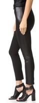 Rag & Bone Dani Pants with Leather