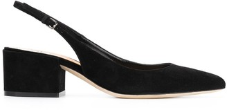 Sergio Rossi 50mm Slingback Pumps