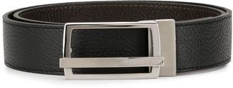 Cerruti Logo Plaque Belt