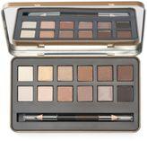 ELLE Beauty Nude Eyeshadow Palette & Eyeliner Pencil Set